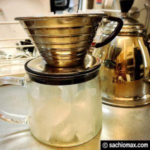 【おうちカフェ】IKEAティーポットはコーヒーサーバーとしても使える?-02