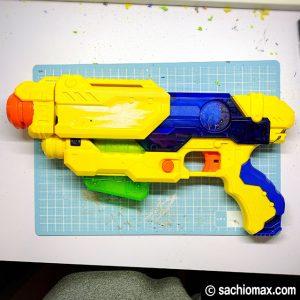 【CCP版ナーフ】エックスショット スプレー塗装 やり方 -06