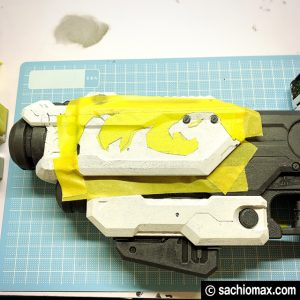 【CCP版ナーフ】エックスショット スプレー塗装 やり方 -28