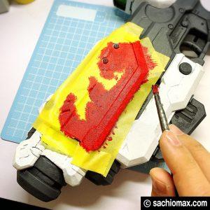 【CCP版ナーフ】エックスショット スプレー塗装 やり方 -29
