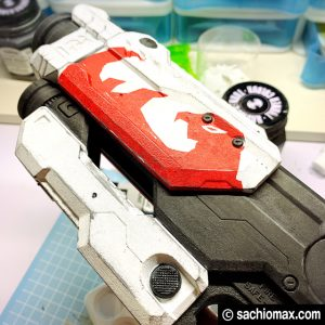 【CCP版ナーフ】エックスショット スプレー塗装 やり方 -31