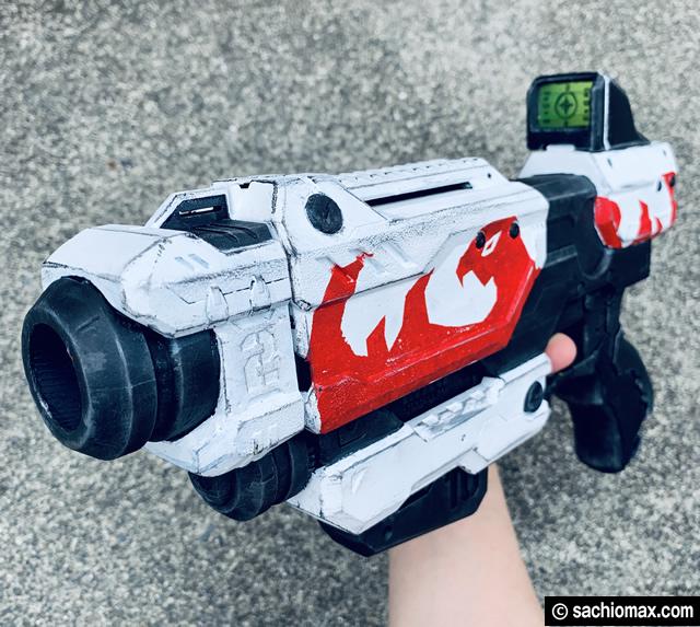 【CCP版ナーフ】エックスショット スプレー塗装 やり方 -33