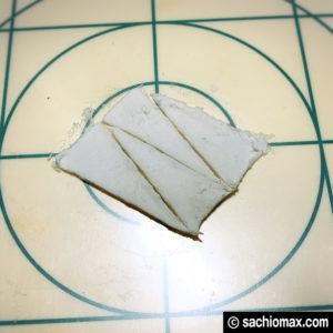 【ミニチュアフード】クロワッサン(断面)の作り方-樹脂粘土-02