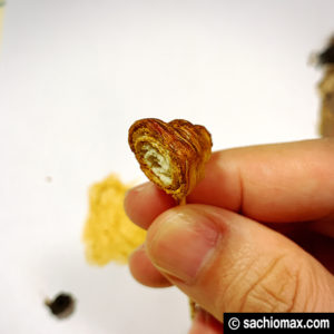 【ミニチュアフード】クロワッサン(断面)の作り方-樹脂粘土-11