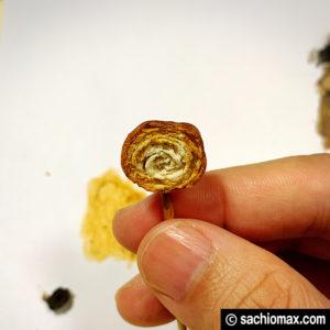 【ミニチュアフード】クロワッサン(断面)の作り方-樹脂粘土-12