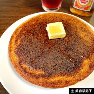 【マッスルスイーツ】筋トレ後のプロテインパンケーキを作ってみた。