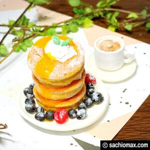 【ミニチュアフード】パンケーキ+フルーツ+お皿+コーヒーの作り方-00