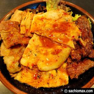 【秋葉原グルメ】ランチなら焼肉丼「たどん」がおすすめ☆キムチ無料-05