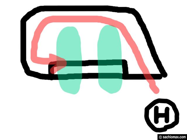 【冷え性対策】100均マットで足元ヒーターの効果を上げる省エネDIY-14