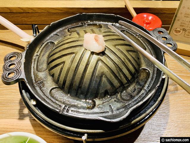 【お一人ジンギスカン】新宿歌舞伎町「ラムワン 」ランチの注意点-05