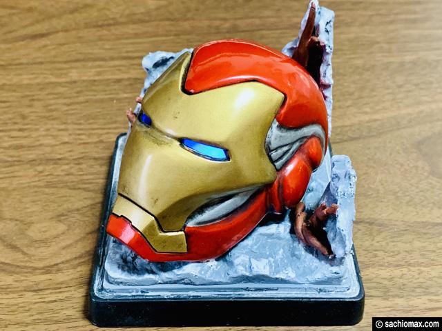 【週刊アイアンマン】ヘルメットをマーク85に改造100均DIY-後編--12