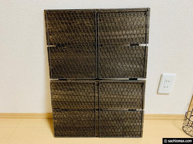 【100均DIY】Seria(セリア)で作る壁掛けアクセサリー収納アイデア-08