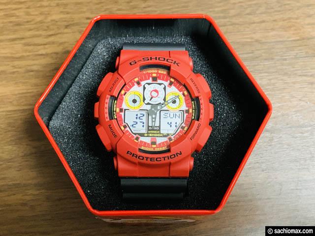 """【G-SHOCK】縁起が良い""""だるま""""モチーフの新デザイン カシオ腕時計-04"""