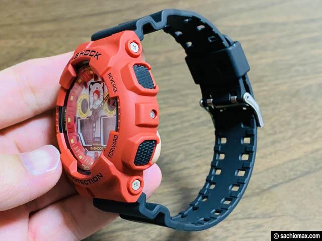 """【G-SHOCK】縁起が良い""""だるま""""モチーフの新デザイン カシオ腕時計-05"""