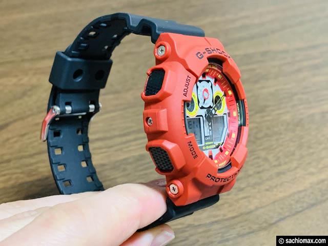 """【G-SHOCK】縁起が良い""""だるま""""モチーフの新デザイン カシオ腕時計-06"""