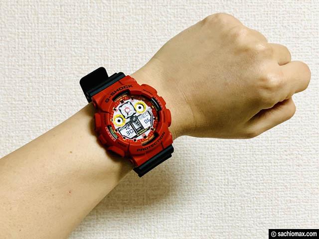 """【G-SHOCK】縁起が良い""""だるま""""モチーフの新デザイン カシオ腕時計-08"""