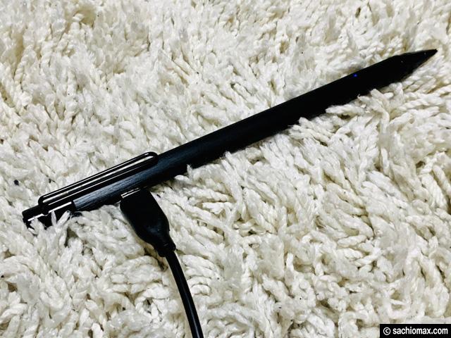 【iPad/iPhone】アップルペンシル代用Fentacタッチペン買ってみた。-02