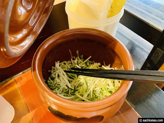【何度も食べたくなる】手打ち麺やきそば専門「真打みかさ」高田馬場-04