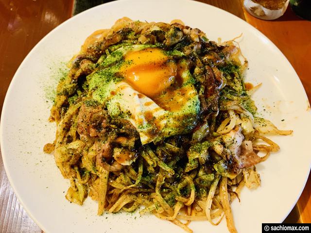 【何度も食べたくなる】手打ち麺やきそば専門「真打みかさ」高田馬場-06