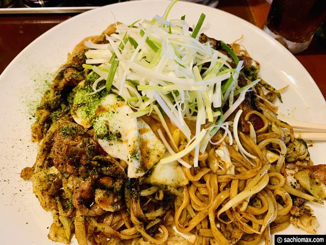 【何度も食べたくなる】手打ち麺やきそば専門「真打みかさ」高田馬場-09