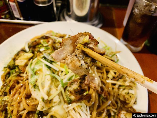 【何度も食べたくなる】手打ち麺やきそば専門「真打みかさ」高田馬場-10