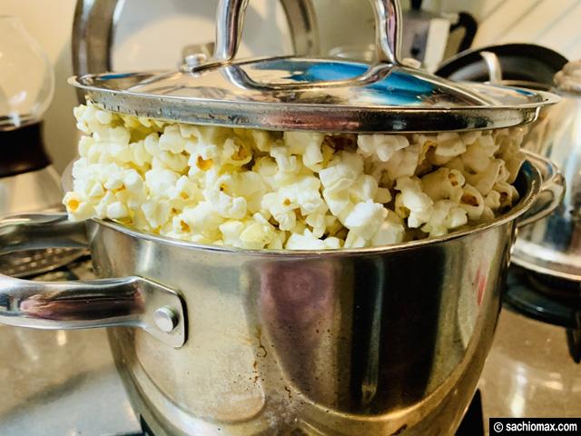 """【ポップコーン】おうちで""""映画館の味""""が作れるバターオイルが凄い-11"""