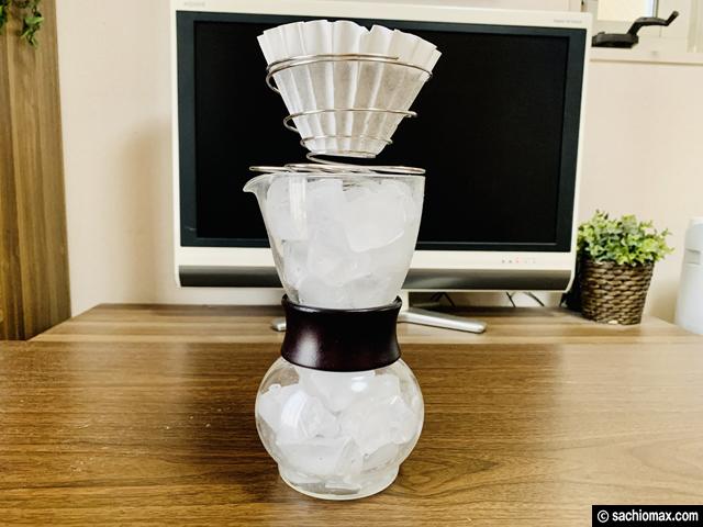 【オススメ】おうちでアイスコーヒーはドリップが最高-挽き方/淹れ方-04