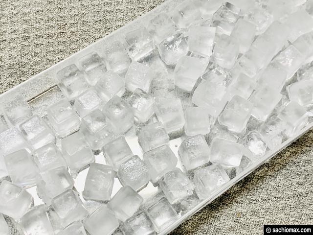 【100均DIY】自宅の冷凍庫で「透明氷」を作りたい!手作り製氷機-07