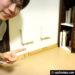 【100均DIY】コンセントや配線を隠すインテリア術-4口(正方形)編-